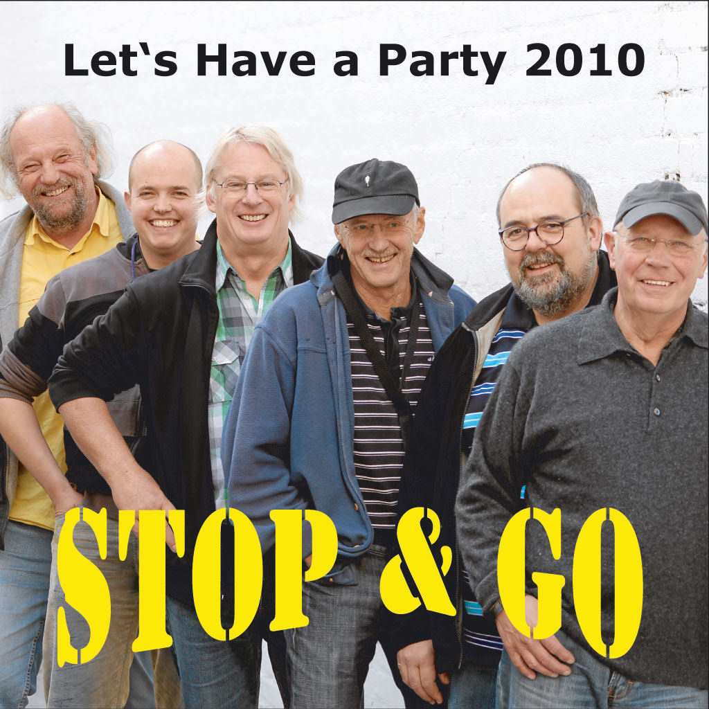 Let's Have a Party Front-Cover